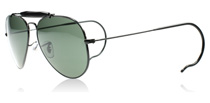 Ray-Ban Outdoorsman Black L9500