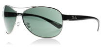 Ray-Ban 3386 3386 Gunmetal 004/71 67mm