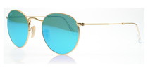 Ray-Ban 3447 Matte Gold 112/4L Polarised
