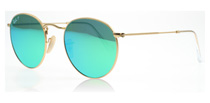 Ray-Ban 3447 Matte Gold 112/P9 Polarised