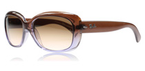 Ray-Ban 4101 Jackie Ohh Brown 860/51 58mm