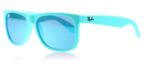 Ray-Ban 4165 Justin Light Blue 60903R