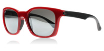 Ray-Ban 4197 Red 604488