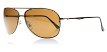 Ray-Ban 8052 Brown 158/83 Polarised