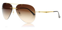 Ray-Ban 8055 Light Ray 8055 Light Ray Gold 157/13