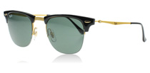 Ray-Ban 8056 Light Ray Black and Gold 157/71