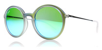 Ray-Ban 4222 Lily 4222 Lily Shot Yellow Rubber 61693R