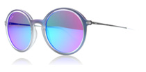 Ray-Ban 4222 Lily 4222 Lily Blue Silver 617055