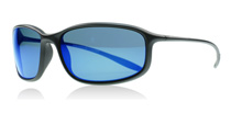 Serengeti Sestriere Satin Black 8110 Polarised