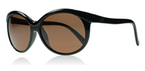 Serengeti Caterina Shiny Black 8186 Polarised