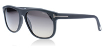 Tom Ford Olivier Matte Black 02D