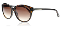 Tom Ford Karmen Tortoise 52F