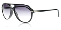 Tom Ford Jared Black 01B 58mm