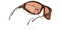 Vistana Sunglasses X Large Tortoise W203C Polarised XL