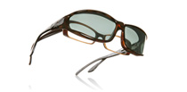 Vistana Sunglasses Medium Small Tortoise W413G Polarised M/S