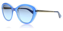 Vogue 2870s Blue and Gold 21888F