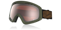 Von Zipper Goggles Feenom Olive Sin 9147 Medium