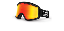 Von Zipper Goggles Beefy Black Satin