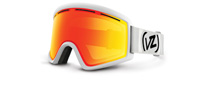Von Zipper Goggles Cleaver White Satin