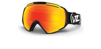 Von Zipper Goggles El Kabong Black Satin