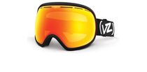 Von Zipper Goggles Fishbowl Black Satin