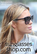 Abbey Clancy Sunglasses