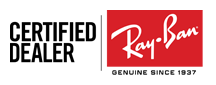 Sunglasses Shop Certified Ray-Ban Dealer - Click to Verify