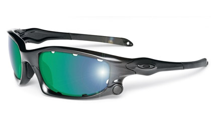 Buy Oakley Split Jacket from the Oakley designer sunglasses collection at Sunglasses Shop.