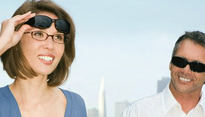 Vistana Over Rx Sunglasses at Sunglasses Shop