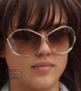 jessica alba wearing tom ford miranda sunglasses. Cars Review. Best American Auto & Cars Review