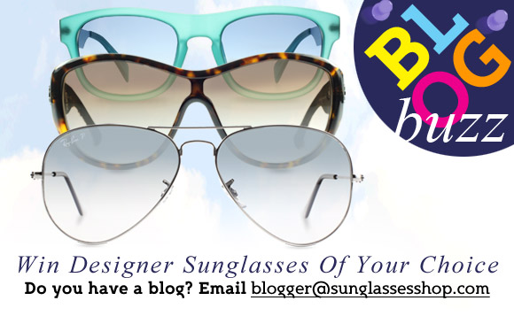 Win a pair of designer sunglasses