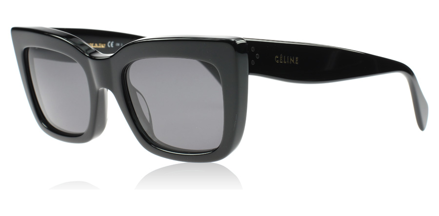 sac luggage celine - Celine Papillon Sunglasses Black