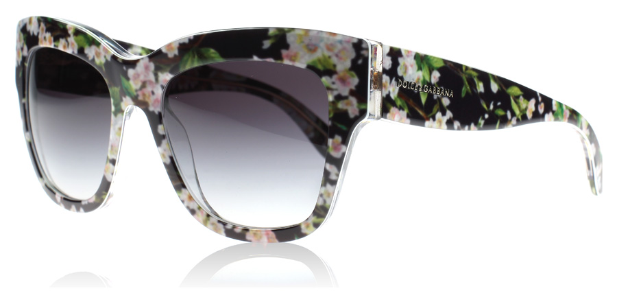 Dolce Gabbana Flower Sunglasses  dolce gabbana almond flowers sunglasses 6am mall com