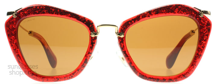 Sunglasses Shop > Miu Miu > 10NS Noir