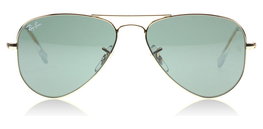 ray ban 3044  ray ban 3044 small aviator gold l0207
