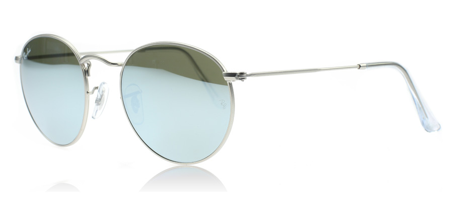 ray ban 3447 argent