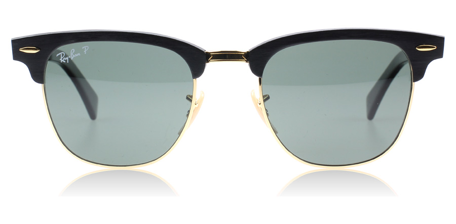 ray ban clubmaster aluminum  Ray-Ban 3507 Clubmaster Aluminum Sunglasses : 3507 Clubmaster ...