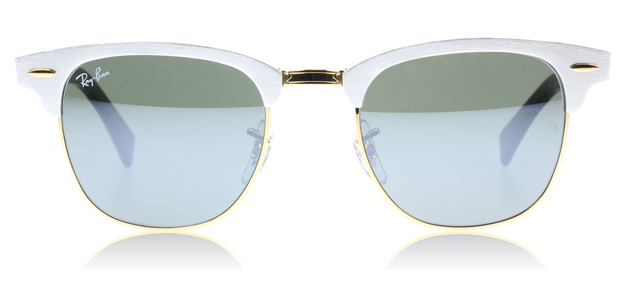 ray ban clubmaster sunglasses aluminum  ray ban 3507 clubmaster aluminum