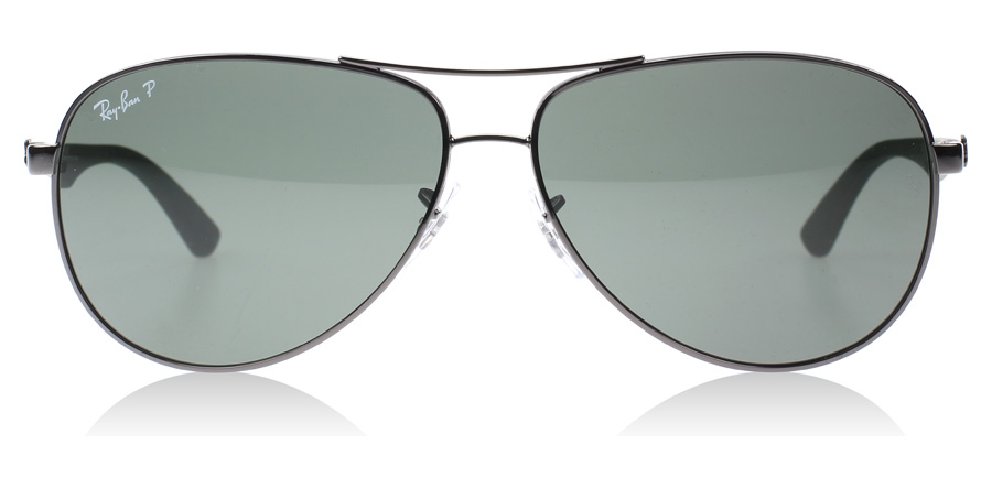 fcf49bf40b Ray Ban 8313 61mm Gunmetal