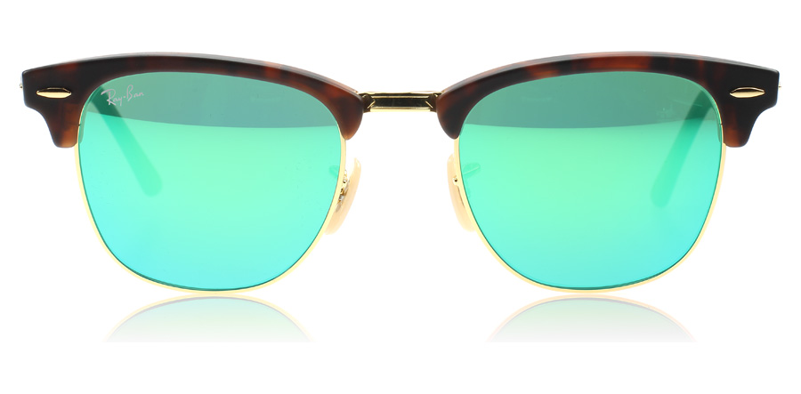 ray ban 3016 polarized (clubmaster) sunglasses  ray ban 3016 clubmaster