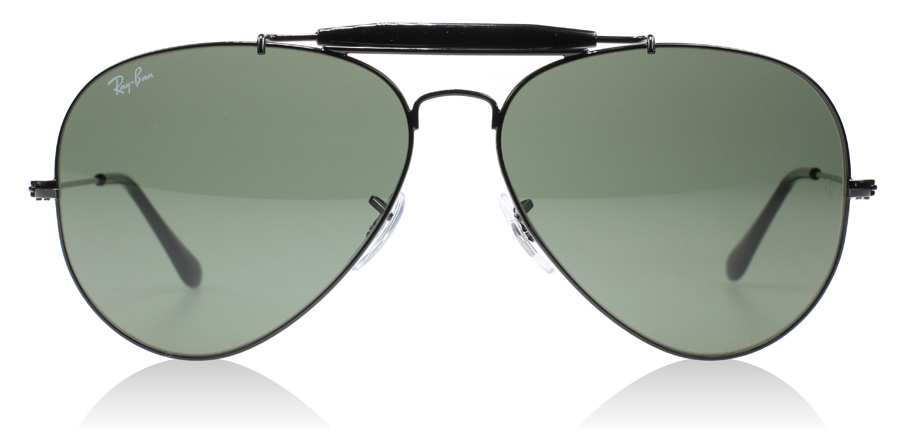 ray ban outdoorsman 7rhj  Ray-Ban Outdoorsman II 3029 Black L2114