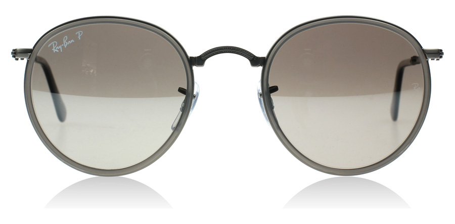 Ray Ban Round Classic Gold