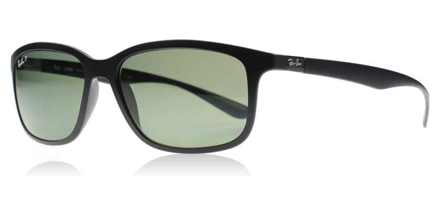 ray ban liteforce pmcx  Ray-Ban 4215 Liteforce Matte Black 601S9A Polarised Price: $ 108