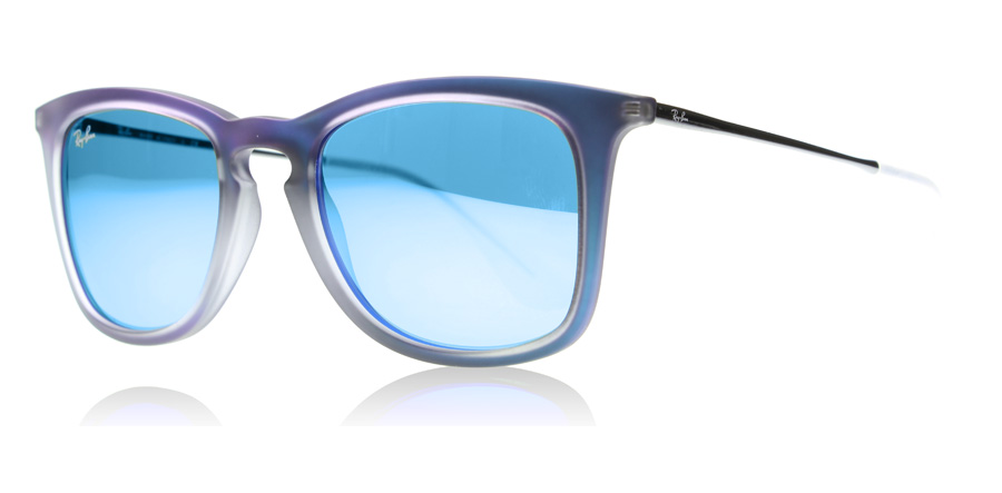 e16b9cbbf3 Blue Rubber Ray Bans - Psychopraticienne Bordeaux