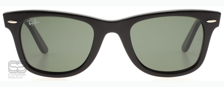 ray ban wayfarer black orange. Ray-Ban 2140 Wayfarer Black
