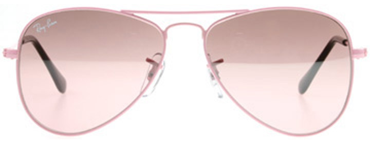 ray ban junior 9506s aviator sunglasses  ray ban junior 9506 9506s pink 211/7e youth