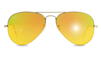 ray ban sunglasses yellow lenses  fashion and style 2013 09 ray ban 3025 flash lenses sunglasses in focus yellow ray ban