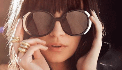 House of Harlow Designer Sunglasses at Sunglasses Shop