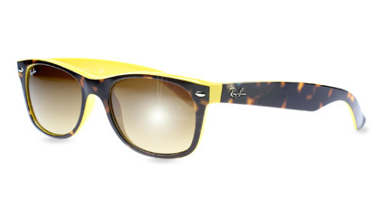 Ray-Ban 2132 Wayfarer Sunglasses at Sunglasses Shop