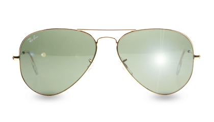 Ray-Ban 3025 Aviator Sunglasses at Sunglasses Shop Authorised Stockists
